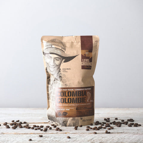 Level Ground Columbia Dark Roast