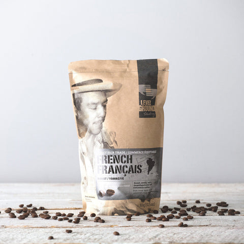 Level Ground French Roast Coffee