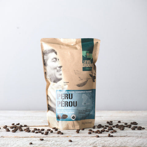 Level Ground Peru Medium Roast