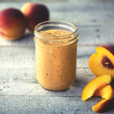 Peach EVOO Smoothie