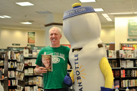 We had Bottle Boy Surprise Bill at his April 12th book signing at Barnes n Noble in Boston, MA