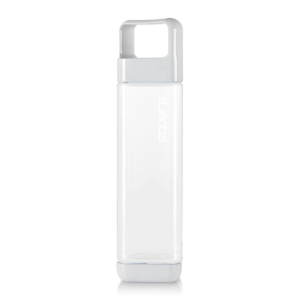 The Square-Tritan Square-Clean Bottle-Clear-BPA -free-Water Bottle-Clean Bottle