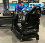 DEMO: 4-Way Advanced Motion Simulator, Formula Style