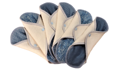 organic cloth pads