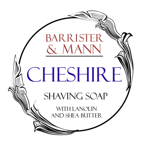 Barrister and Mann Tallow Shave Soap - Cheshire
