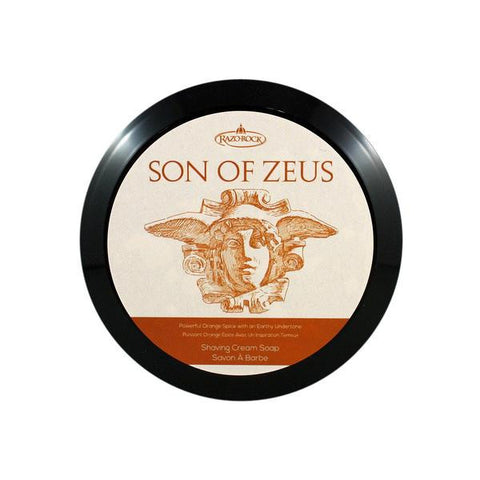 Razorock Shave Soap - Son of Zeus