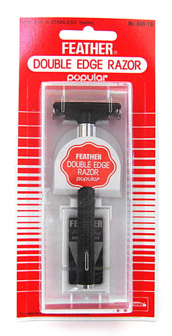 Feather Popular Double Edge Safety Razor