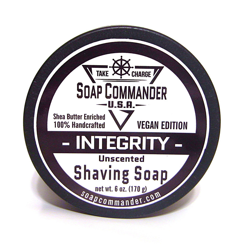 Soap Commander Shave Soap - Integrity