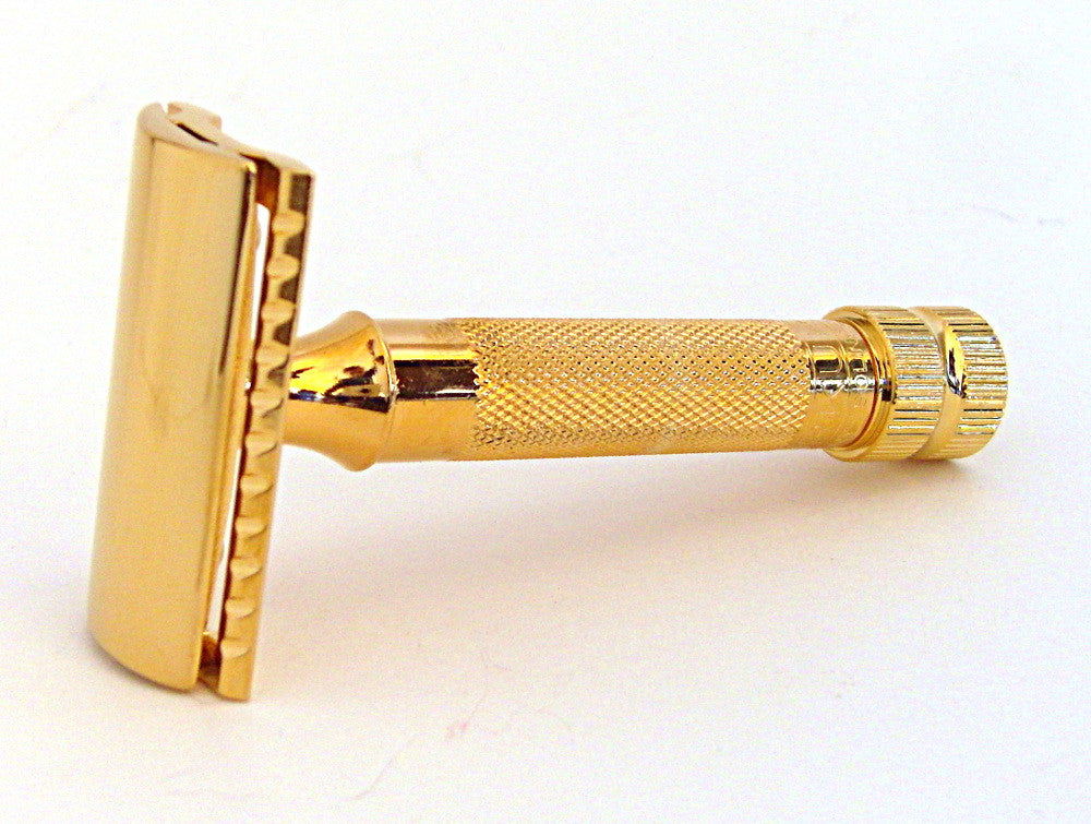 Merkur 34g - Gold Heavy Duty Double Edge Razor