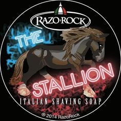 Razorock The Stallion Shave Soap