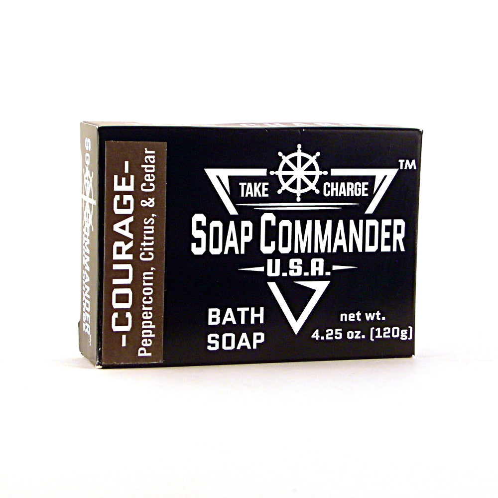 Soap Commander Value Package - Courage