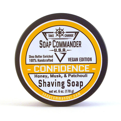 Soap Commander Shave Soap - Confidence