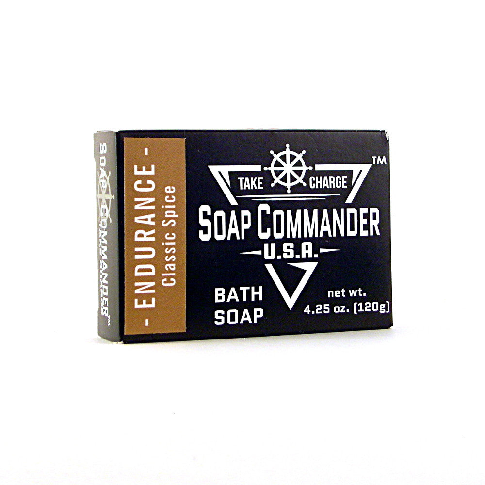 Soap Commander Value Package - Endurance