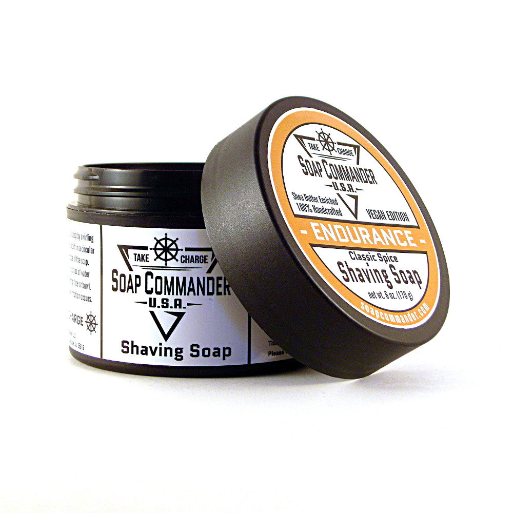 Soap Commander Shave Soap - Endurance