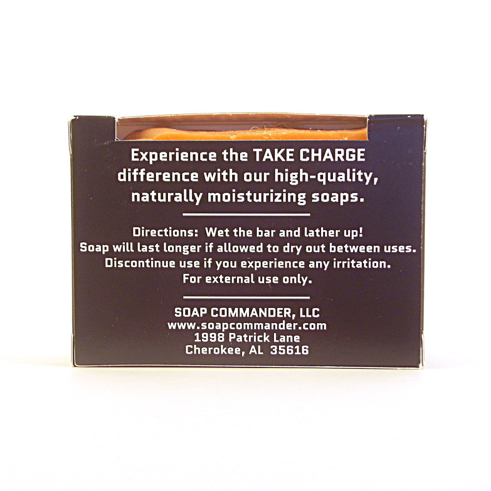 Soap Commander Value Package - Passion