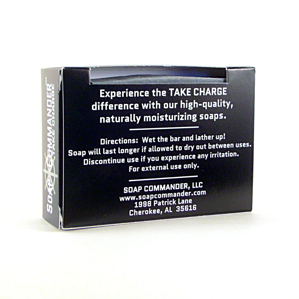 Soap Commander Bath Soap - Purpose