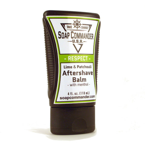 Soap Commander Aftershave Balm - Respect