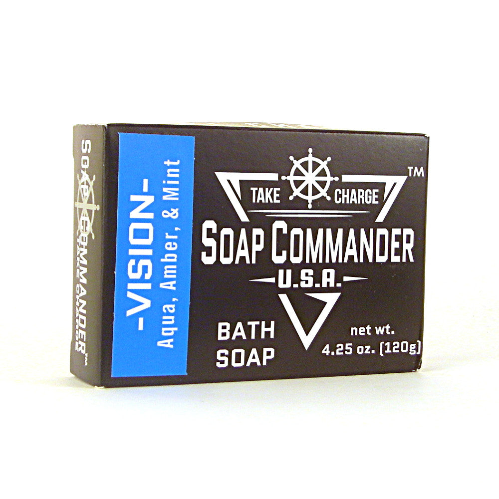 Soap Commander Value Package - Vision