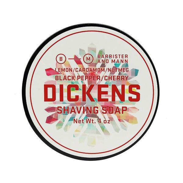 Barrister and Mann Shave Soap - Dickens
