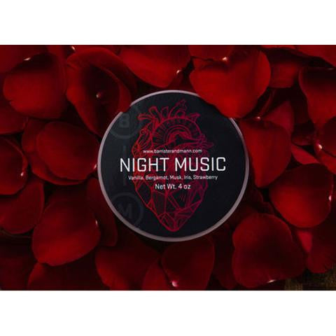 Barrister and Mann Tallow Shave Soap - Night Music