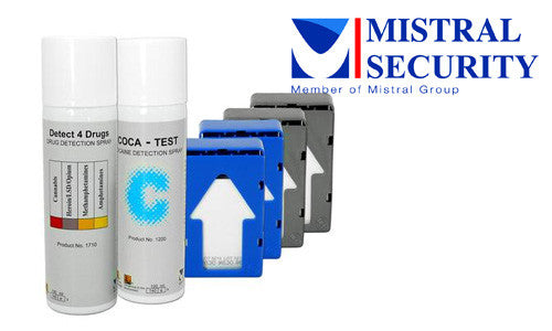 Save with Drug Detection Aerosol Bundles