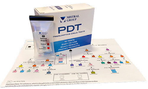 Fentanyl Field Drug Test Kit Now Available