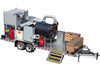 Nabco. Mobile Thermal Treatment Unit Cleaner, Safer Disposal