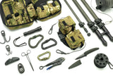 Kirintec EOD Tools, Ceramic Cutting Blade, Kinesis Plus, Hook and Line Kits.
