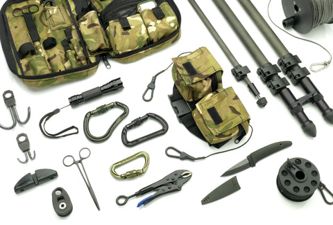 IED EXTRACTION KIT Effective lightscale capability for dismounted troops