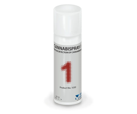 Cannabispray 1 - Drug Detection Aerosol
