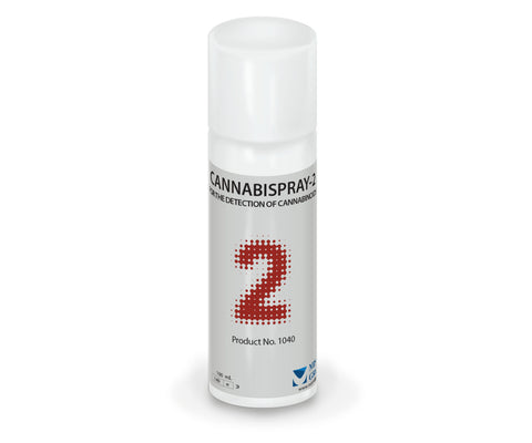 Cannabispray 2 - Drug Detection Aerosol