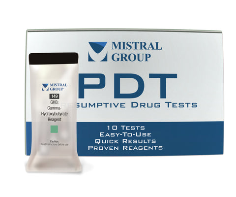 GHB Reagent - PDT (Box of 10)