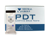Methamphetamine Reagent - PDT (Box of 10)