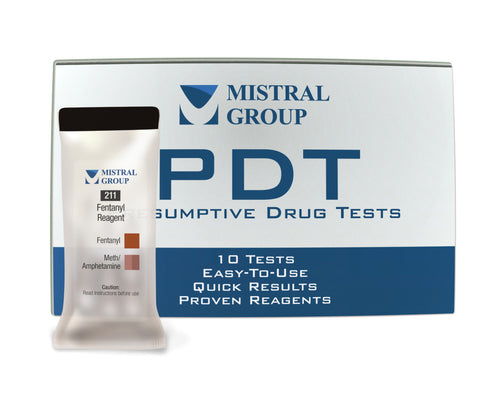 Fentanyl Reagent - PDT (Box of 10)