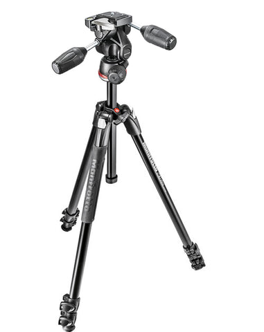 Tripod & Pan/Tilt Head Set (XR150 Source)