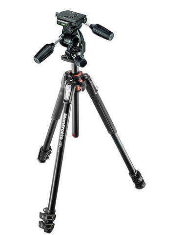Tripod & Pan/Tilt Head Set (XR150, XR200, XRS3 Sources)