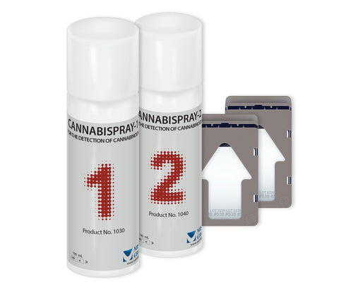 Cannabispray Bundle - Drug Detection Aerosol