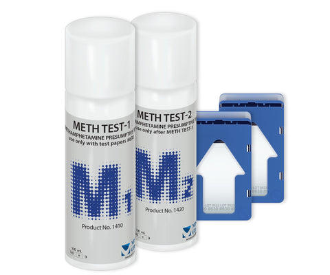 Meth-Test Bundle - Drug Detection Aerosol