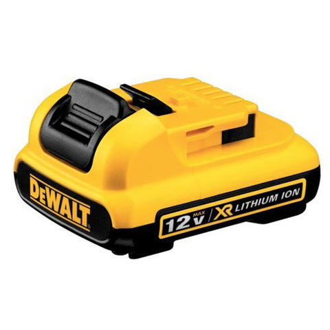 DeWalt 12V MAX Lithium Ion Battery