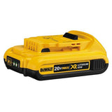 DeWalt 20V MAX Lithium Ion Battery