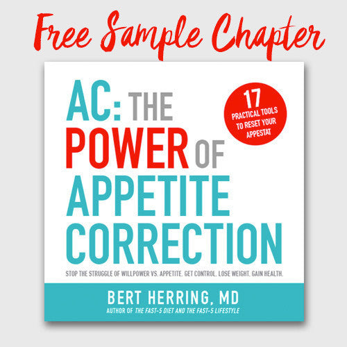 AC: The Power of Appetite Correction Free Sample Chapter