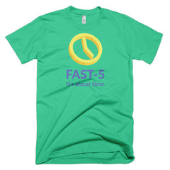 Fast-5 It's About Time T-Shirt