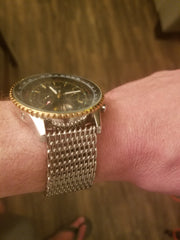 CHAIN MAIL - UPGRADED STEEL WATCHBAND