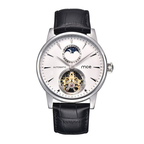 THE FULL MOON - Luxury Men's Automatic Moon Phase Watch