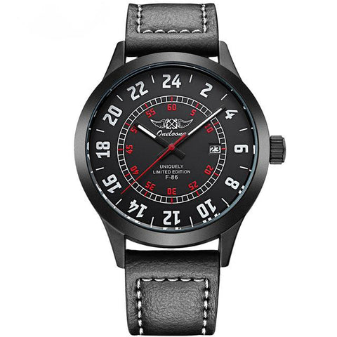 """AEROSPACE AVIATOR""   PILOT SPEED WATCH Limited Edition"