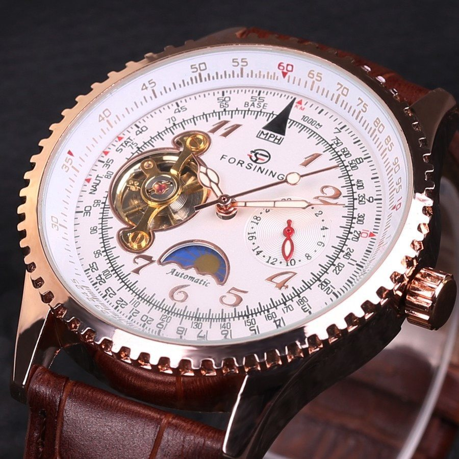 Automatic Refined Men's Watch