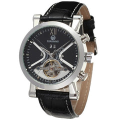 Classic Men's Tourbillon Mechanical Watch
