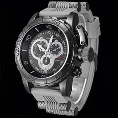 Men's Casual Waterproof Sport Watch