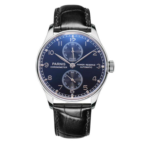 """THE FRENCH RIVIERA"" Luxury Automatic With Power Reserve Indicator"