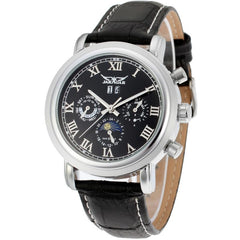 """THE OCEANA MOON"" Moon Phase Men's Automatic Calendar Watch"
